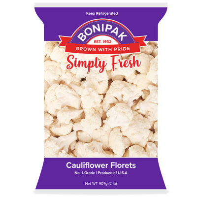 Bonipak Packaged Cauliflower