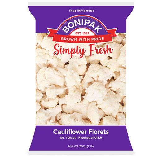 Bonipak Packaged Cauliflower